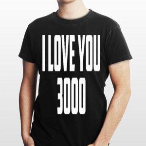 I love you 3000 swaeter