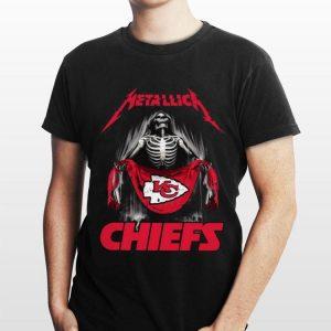 Metallica Kansas City Chiefs shirt