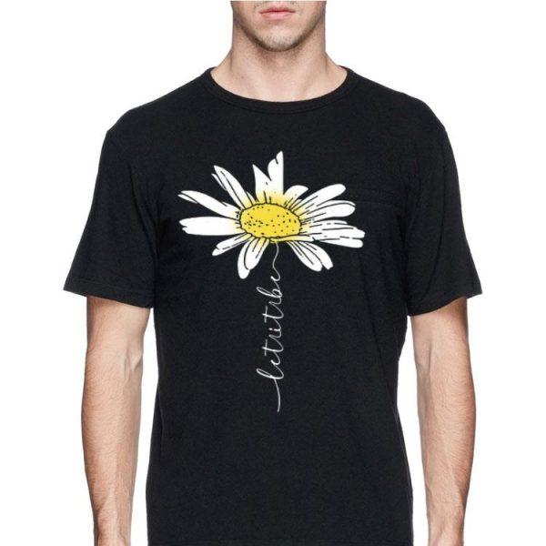 Sunflower let it be shirt