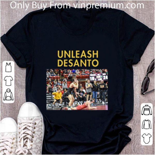 Awesome Unleash Desanto shirt 2