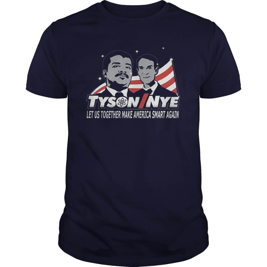 TYSON NYE 2020 Guys-Tee