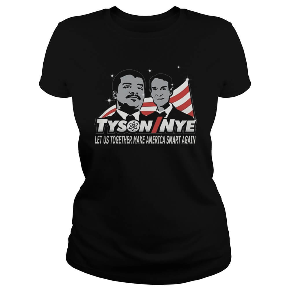 TYSON NYE 2020 ladies-tee