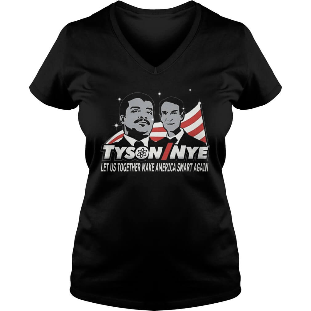 TYSON NYE 2020 ladies-vneck