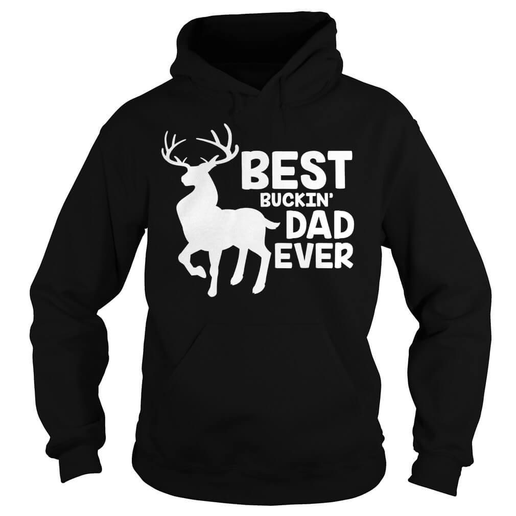 best-buckin-dad-ever-hoodie