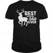 best-buckin-dad-ever-shirt
