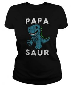 papa-saur-ladies-shirt