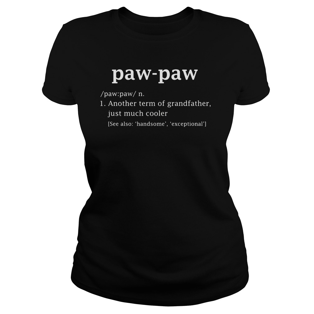 paw-paw-definition-ladies-shirt