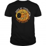 PATH OF TOTALITY SOLAR ECLIPSE 2017 T SHIRT