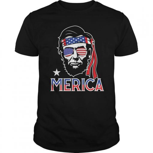 abe-lincoln-4th-july-hip-american-shirt