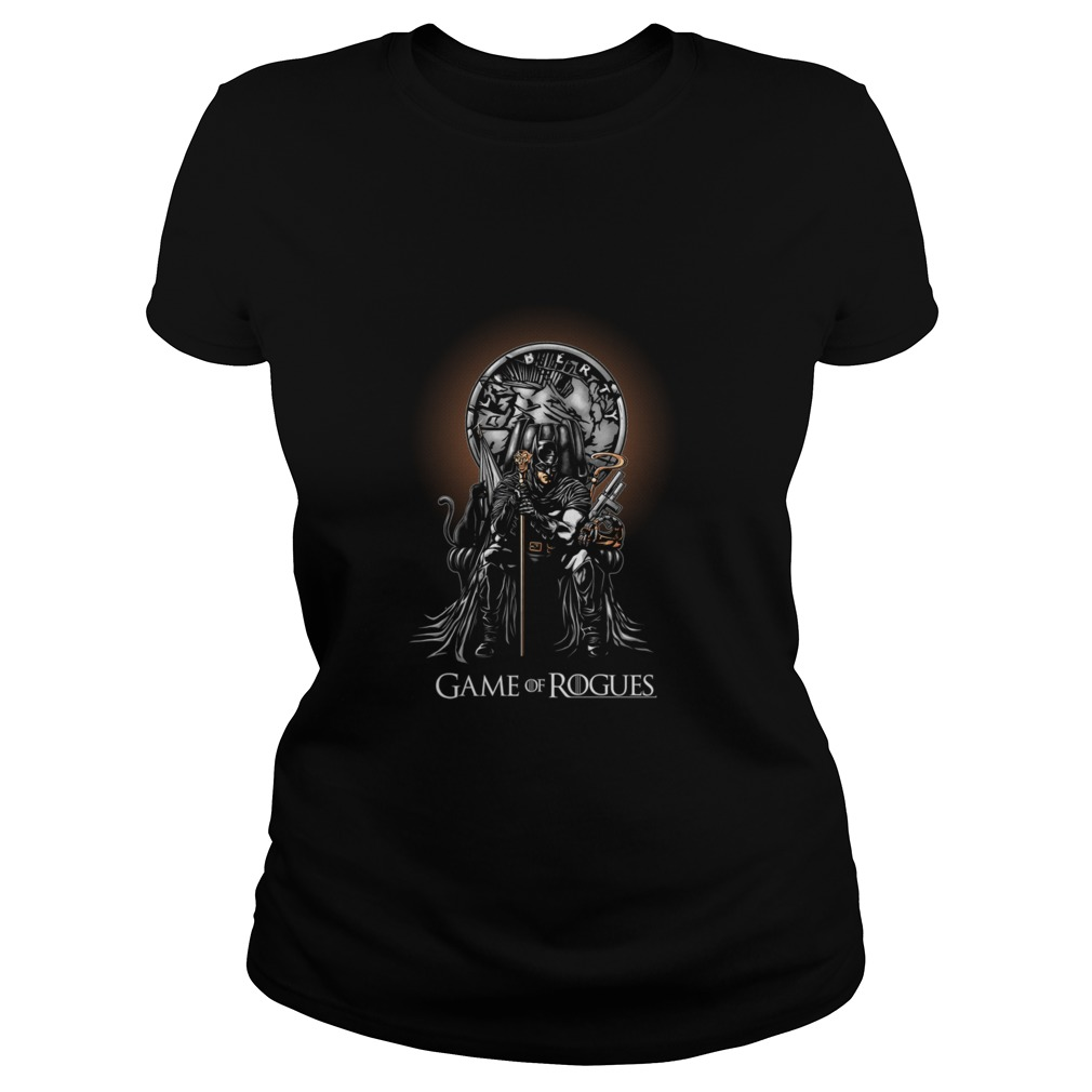 Game Thrones Rogue Prince Ladies Shirt