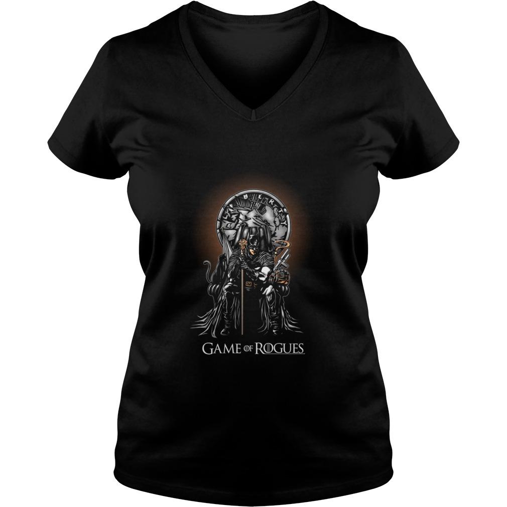 Game Thrones Rogue Prince V Neck T Shirt