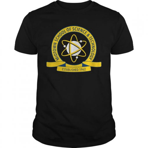midtown-school-science-technology-logo-shirt