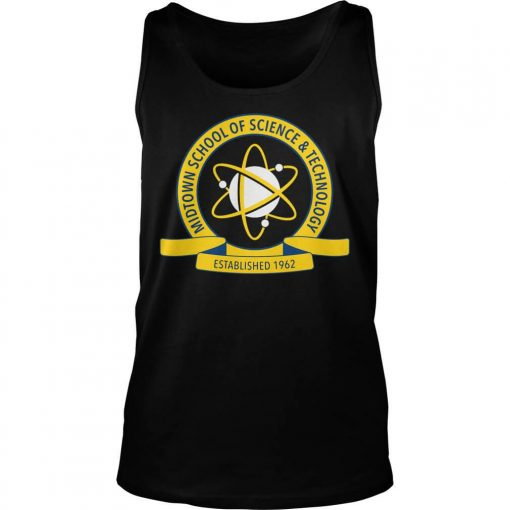 midtown-school-science-technology-logo-tank-top