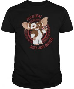 Mogwai Just Add Water Shirt 1