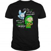 Navi Rick Link Morty Shirt
