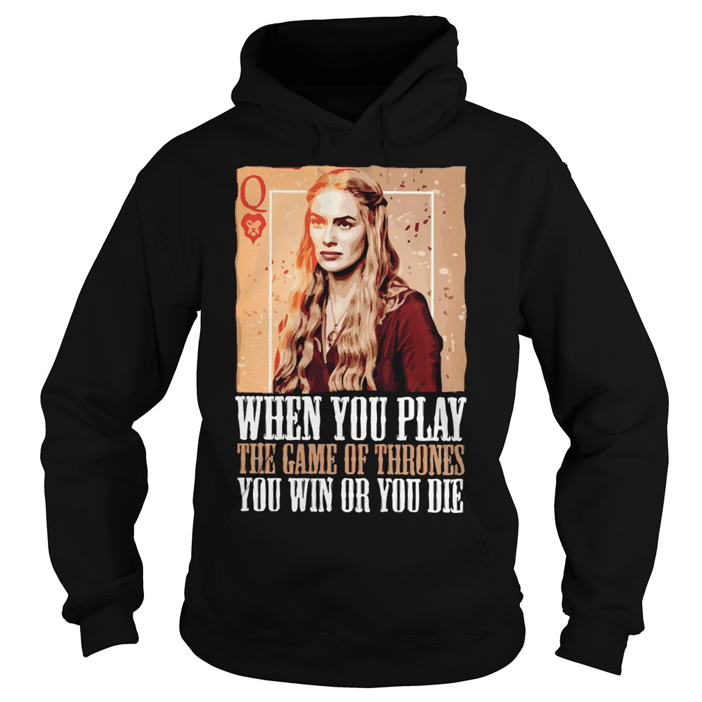 Play Game Thrones Hoodie