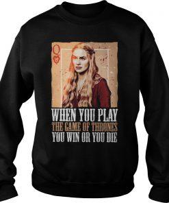 Play Game Thrones Sweat Shirt
