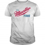 Robert Mueller Time Resist Anti Trump Shirt