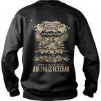 Airforce Veterans,us Army Veteran Sweat Shirt