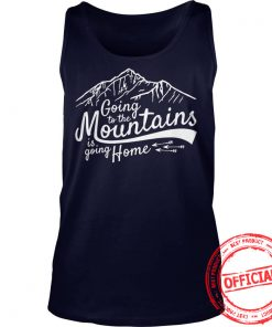 Going To The Mountains Tank Top.