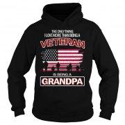 Grandpa Veteran Hoodie