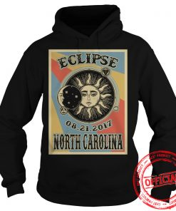 North Carolina Solar Eclipse 2017 Hoodie