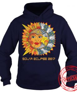 Path Of Totality Solar Eclipse 2017 T Shirt Hoodie