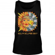 Path Of Totality Solar Eclipse 2017 T Shirt Tanktop
