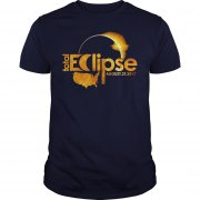 Total Solar Eclipse Astronomy Guys Tee