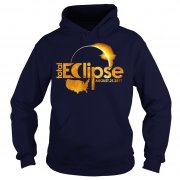 Total Solar Eclipse Astronomy Hoodie