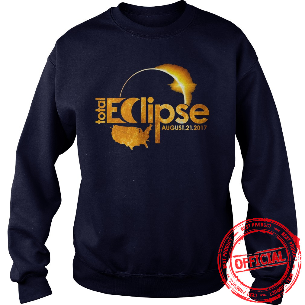 Total Solar Eclipse Astronomy Sweat Shirt