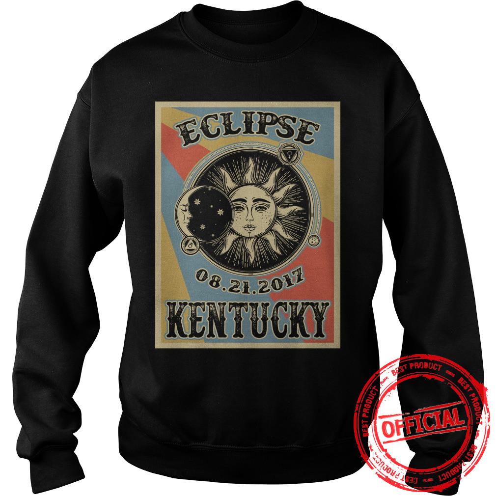Totality Solar Eclipse 2017 In Kentucky Sweatshirt