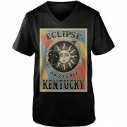 Totality Solar Eclipse 2017 In Kentucky Vneck