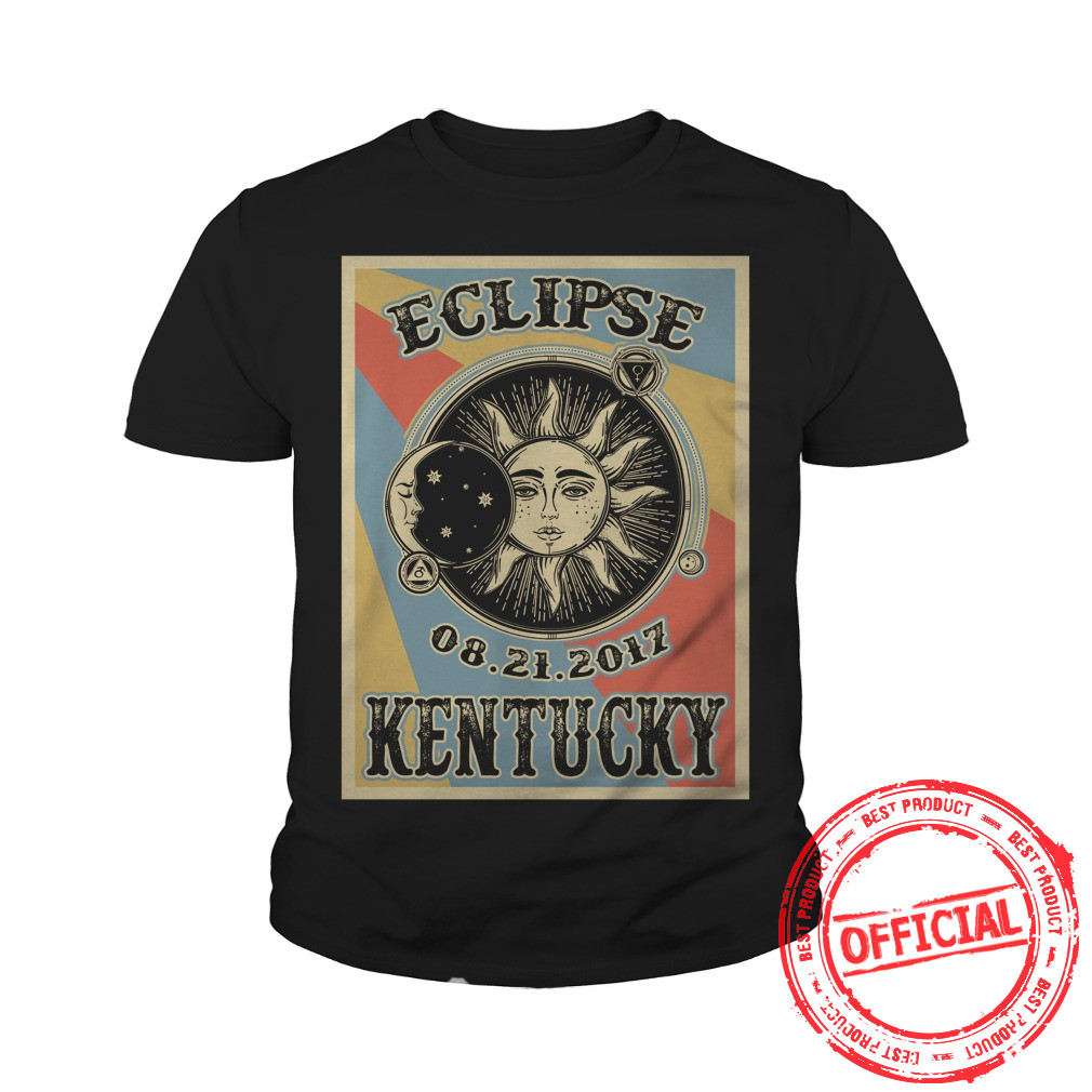 Totality Solar Eclipse 2017 In Kentucky Youth Tee