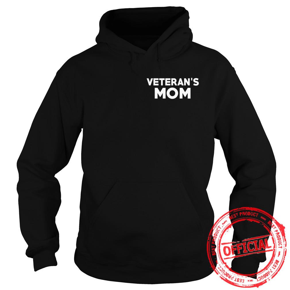 Veterans Mom Hoodie