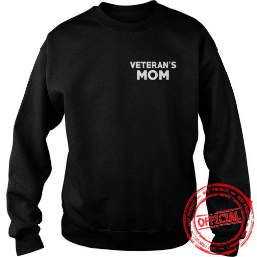 Veterans Mom Sweat Shirt