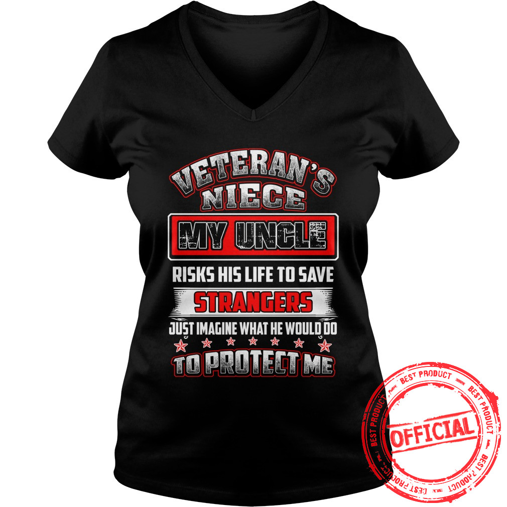 Veteran's Niece V Neck