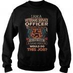 Veterans Service Officer Sweat Shirt