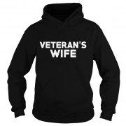 Veteran's Wife Hoodie