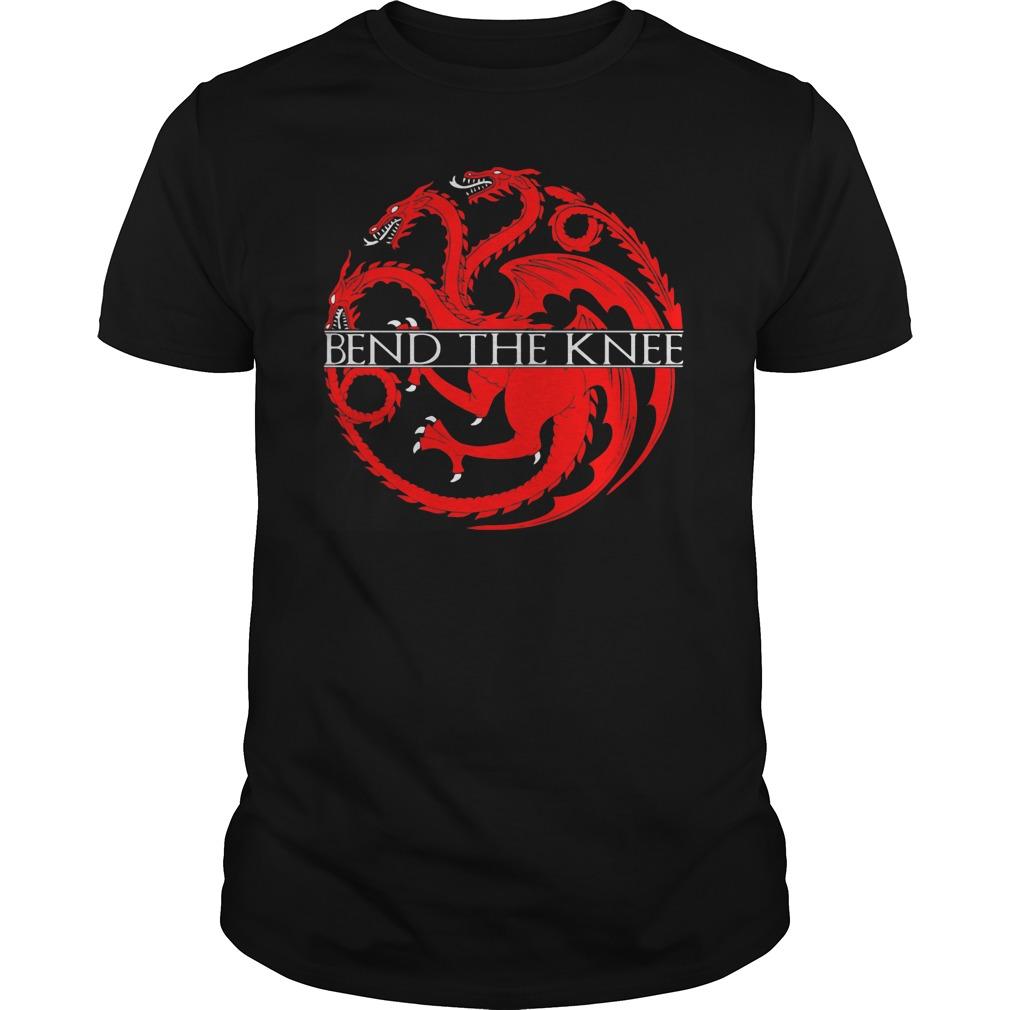 Bend Knee Shirt