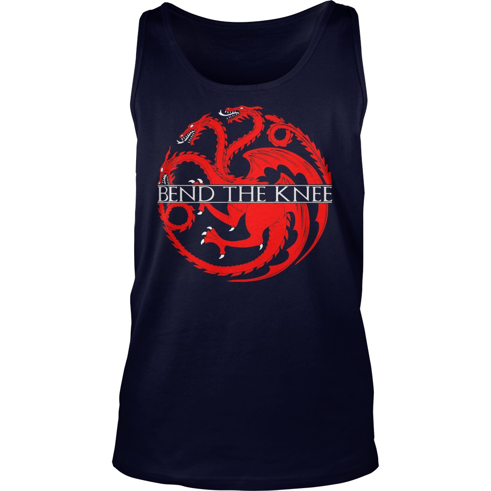 Bend Knee Tank Top