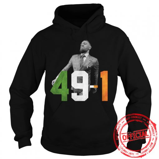 Conor Mcgregor 49 1 Shirt