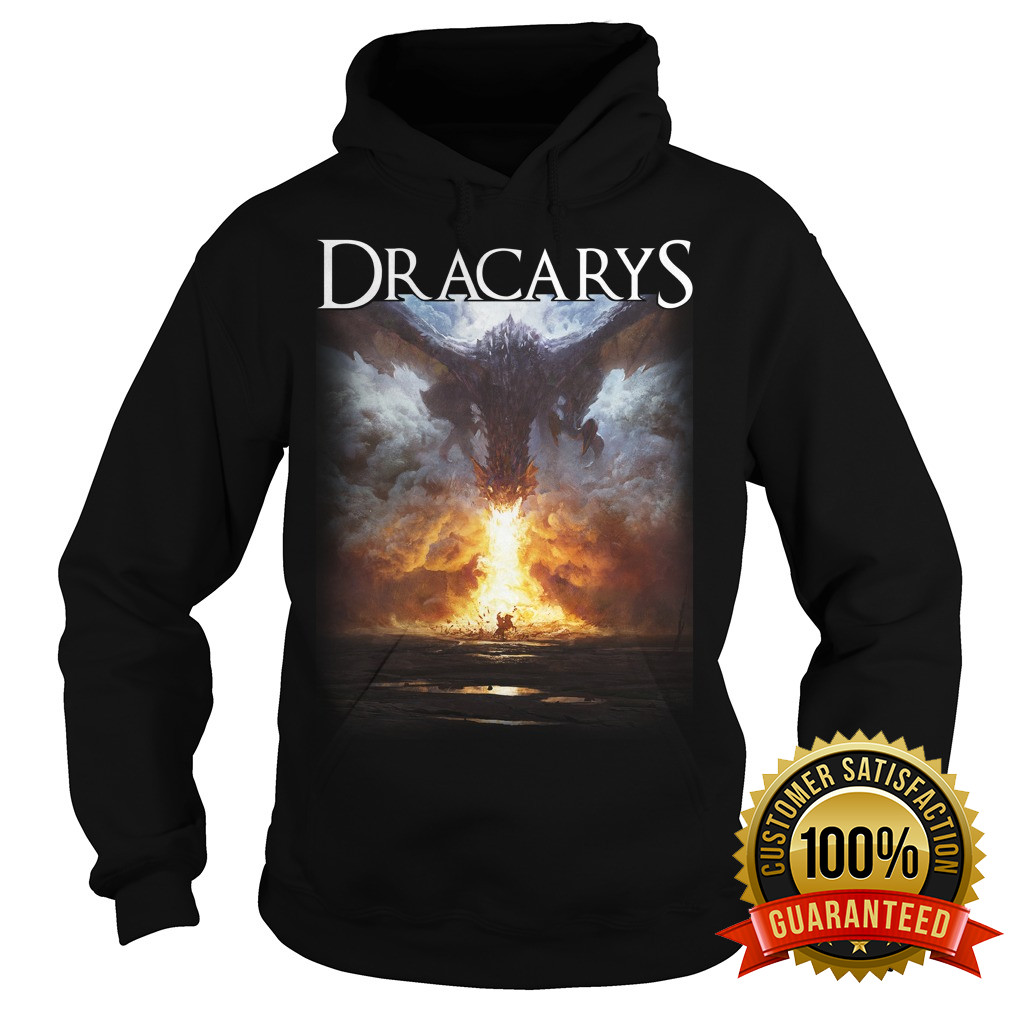 Dracarys Shirt (game Of Thrones Season 7)