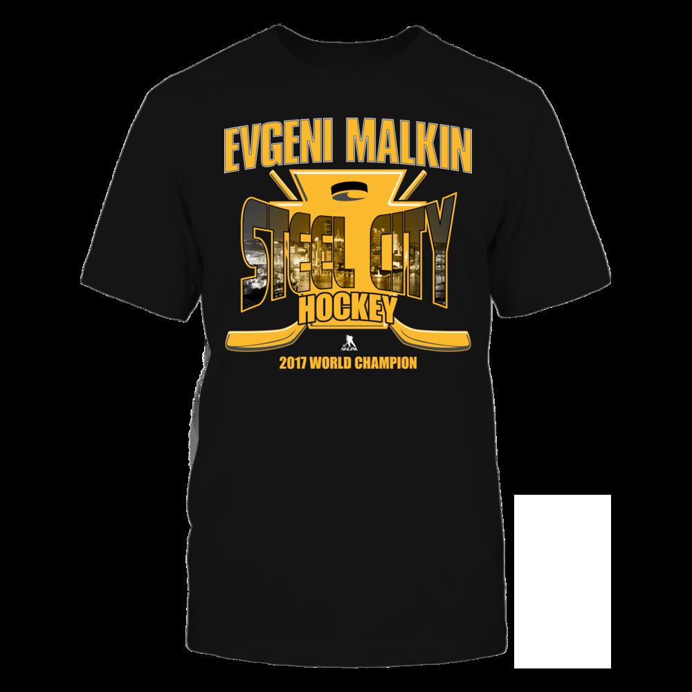 Evgeni Malkin Steel City Hockey 2017 Shirt