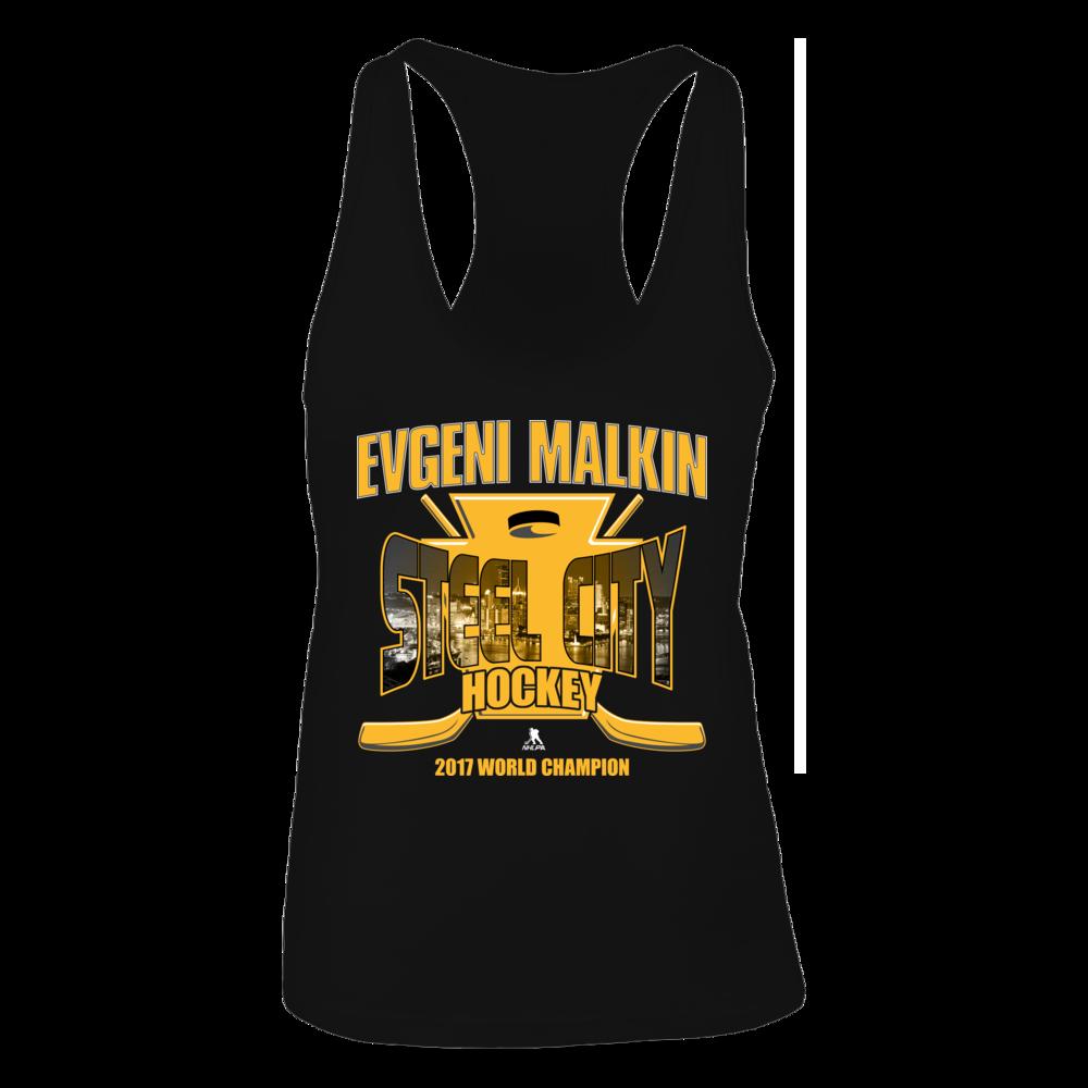 Evgeni Malkin Steel City Hockey 2017 Tank Top