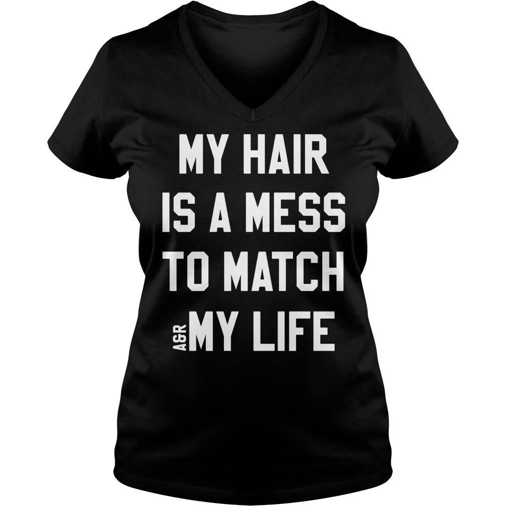 Hair Mess Match Life Ladies