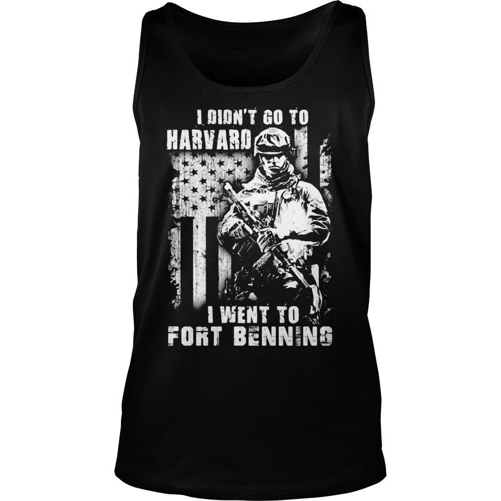 Harvard Benning Tank Top