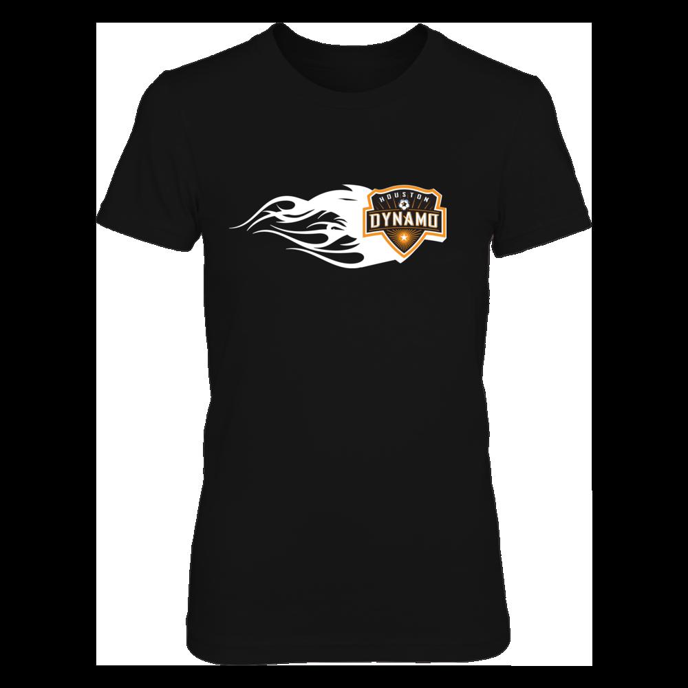 Houston Dynamo Fire Womenshirt
