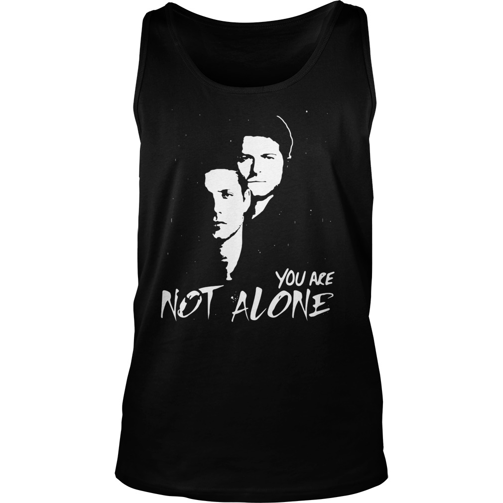 Jensen Misha Not Alone Tank Top