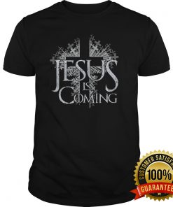 Jesus Coming Throne Shirt